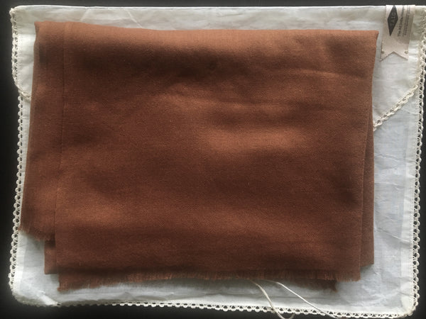 Power Pashmina - Rust