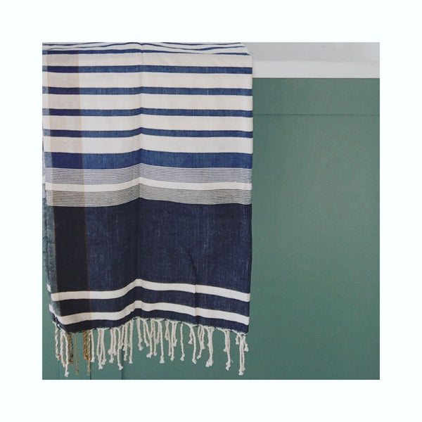 The Land Healer Recycled Cotton Towel - Farsi