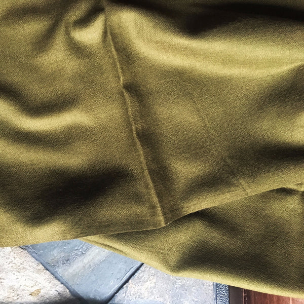 Power Pashmina - Moss Green