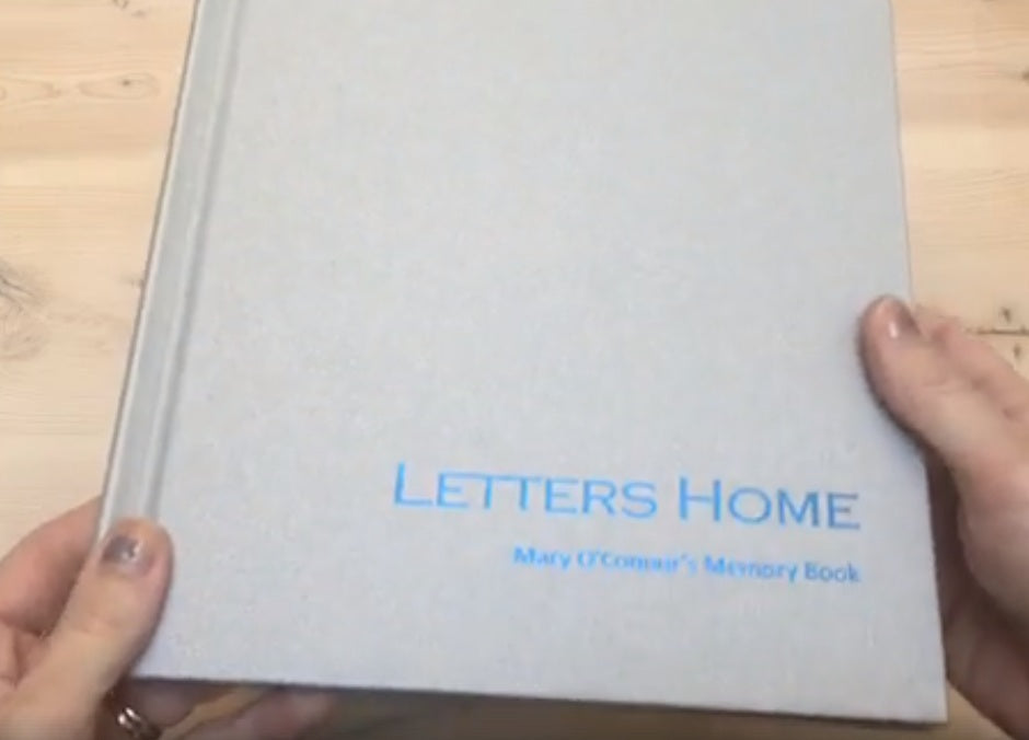 Video:  Susan's Treasured Letters From Her Dad