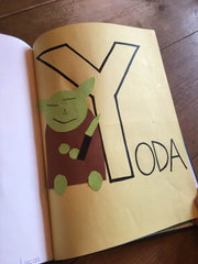 Y is for Yoda 4everBound Book