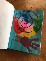 Handprint Snail 4everBound Book