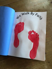 We Walk by Faith 4everBound Book