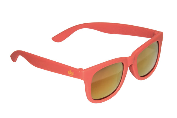 Gafas de sol  Fiesta - Black Red
