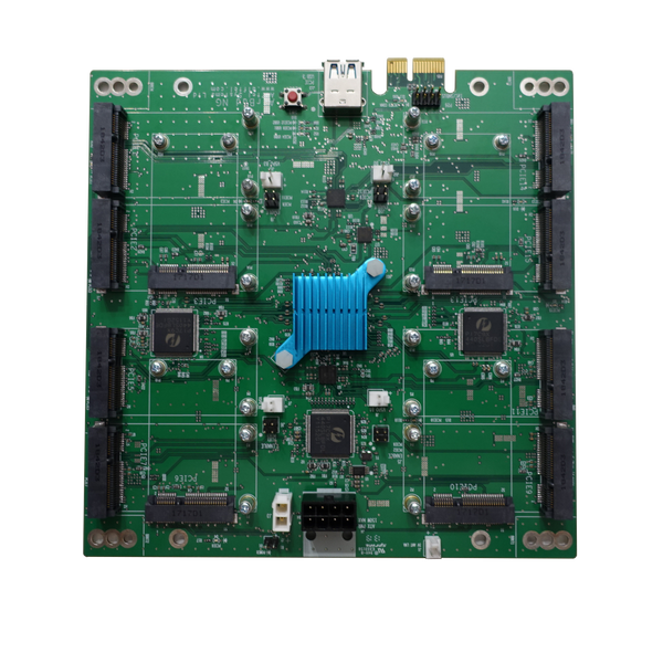 Airbud-PCIe Carrier Board