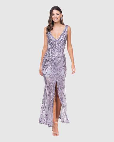 Raquel Sequin Gown