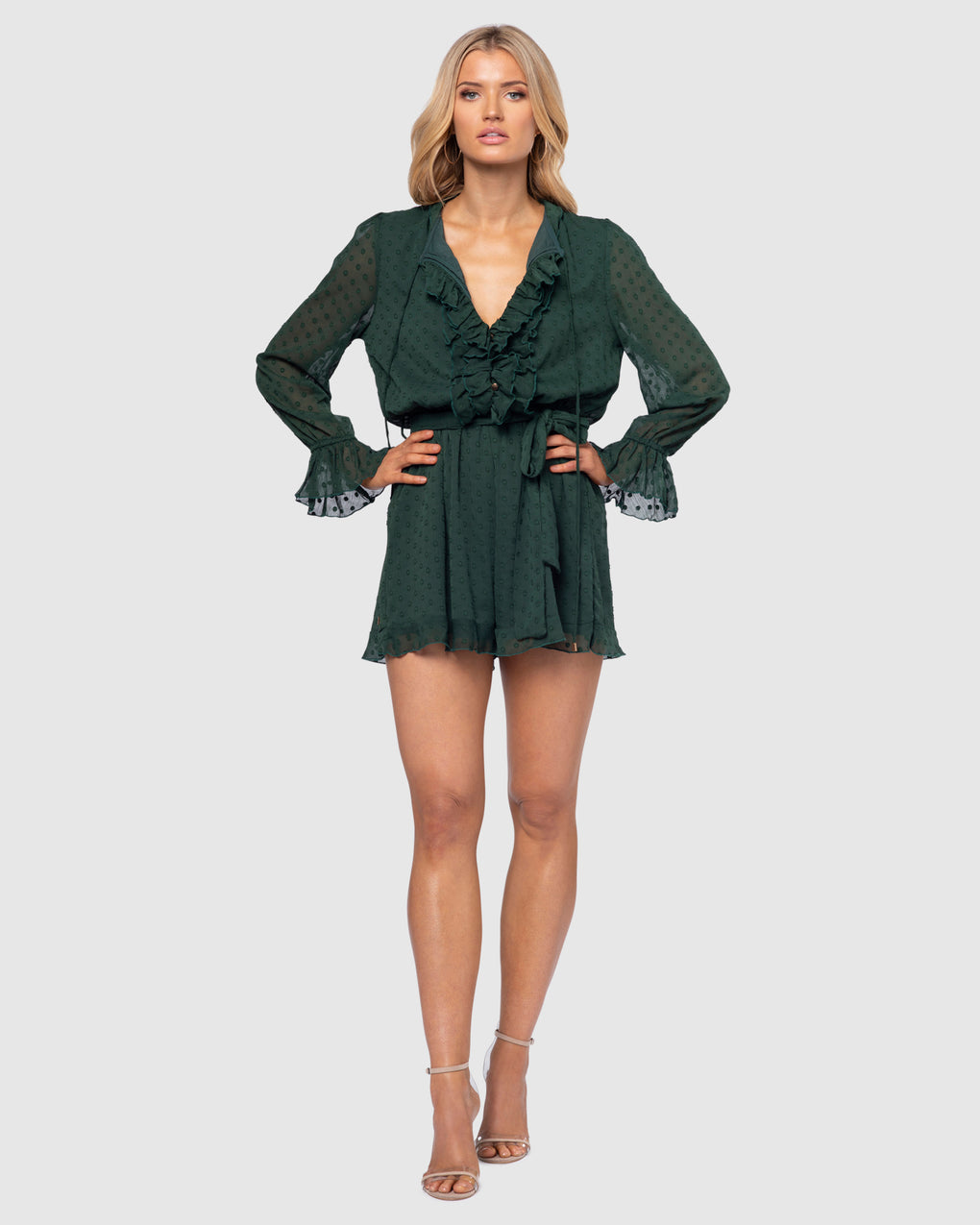 Clare Playsuit