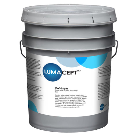 Lumacept UVC-Bright, 5 gallon pail