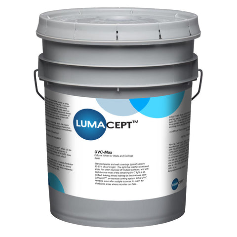 Lumacept UVC-Max, 5 gallon pail