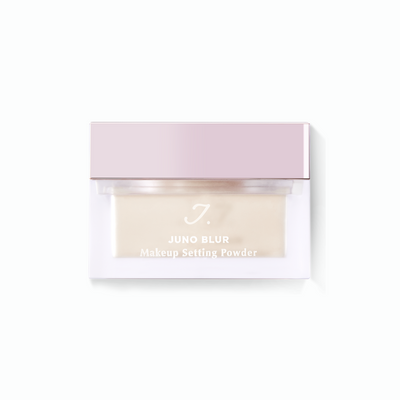 JUNO BLUR Makeup Setting Powder- Brightening