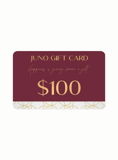 $100 JUNO eGift Card