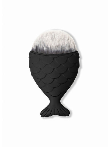 Mermaid Tail Kabuki Foundation Brush