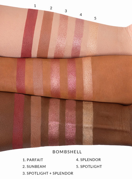 Perfectionist Sculpting Palette - Bombshell