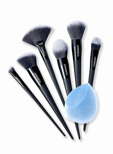 The Flawless Face Brush & Velvet Sponge Bundle