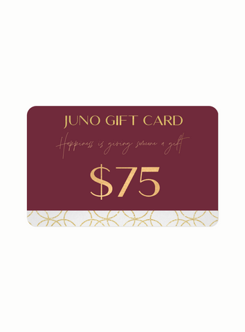 $75 JUNO eGift Card