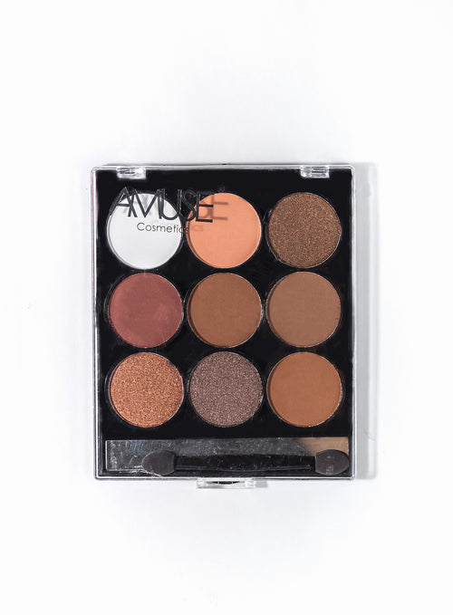 Warm Horizons Eyeshadow Palette