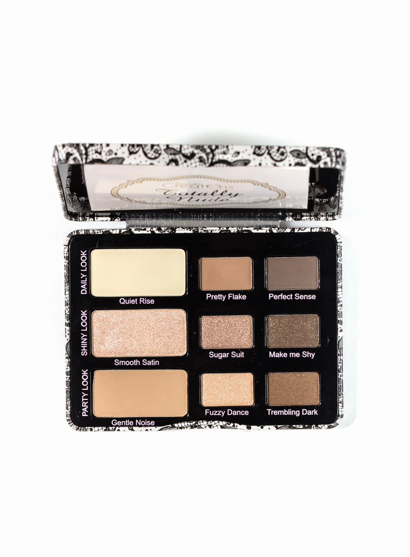 Totally Nude Eyeshadow Palette