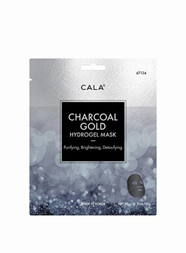 Charcoal Gold Hydrogel Mask (3 Sheets)