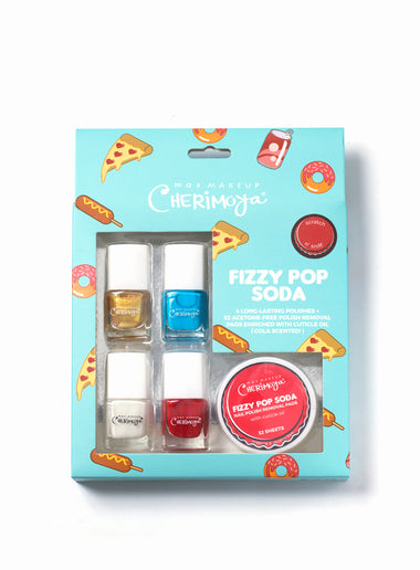 Fizzy Pop Soda Nail Polish Set