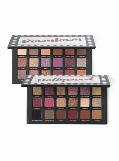 Downtown & Hollywood Palette Bundle