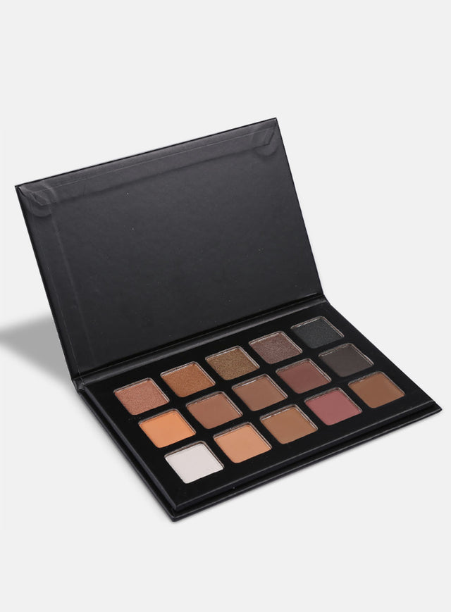 15 Color Eyeshadow Palette