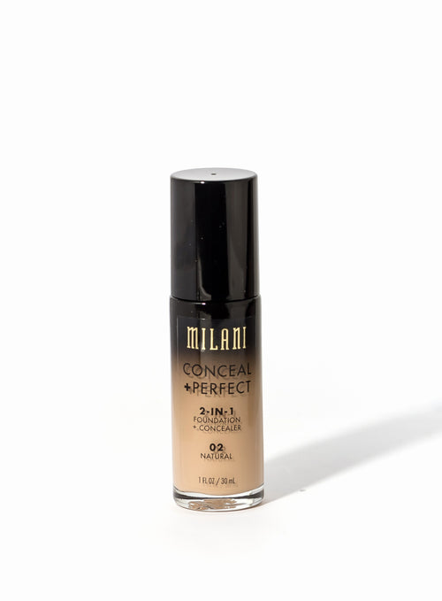 Concealer + Perfect 2-in-1 Foundation