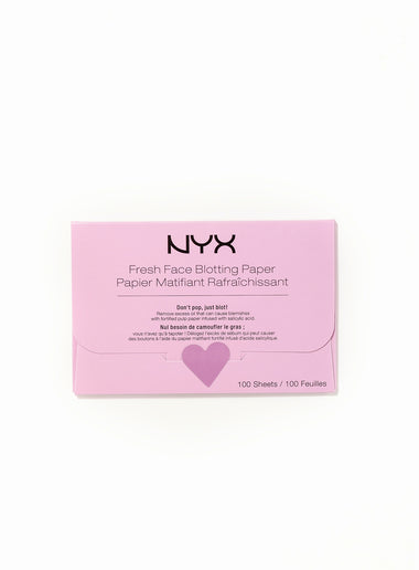 Fresh Face Blotting Paper