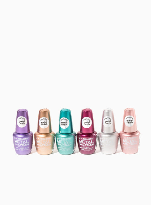 Metal Nail Polish – JUNO & Co - Beauty without BS