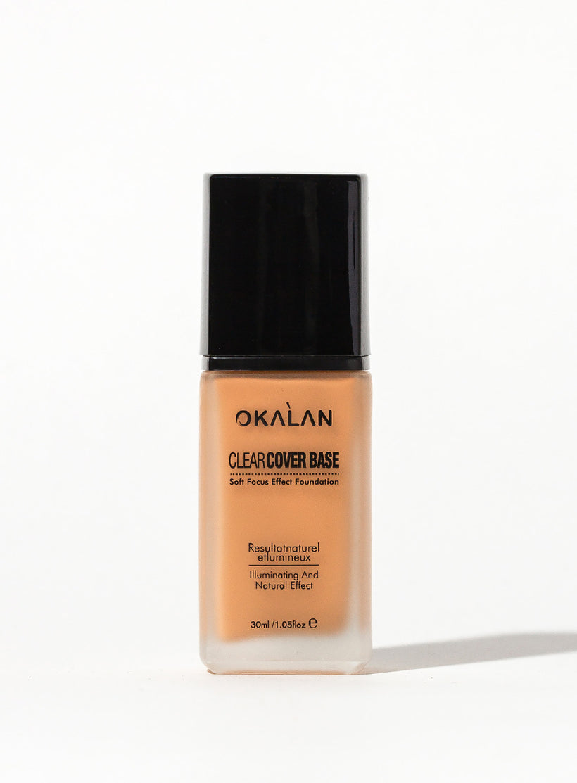 Soft Focus Effect Foundation
