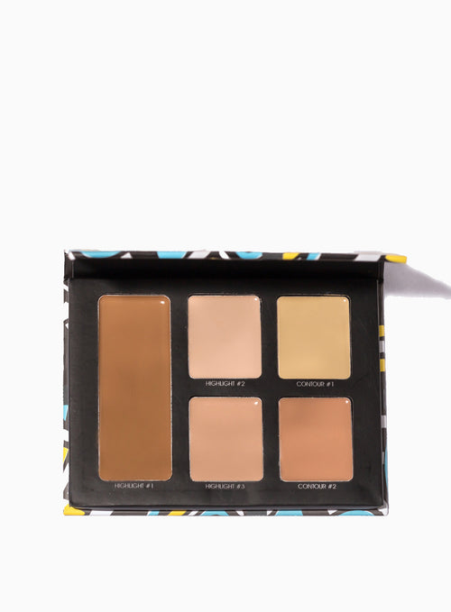 Matte Contour & Highlight Palette