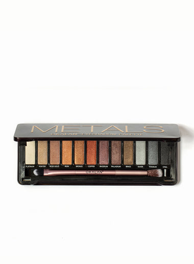 Metals Eyeshadow Palette