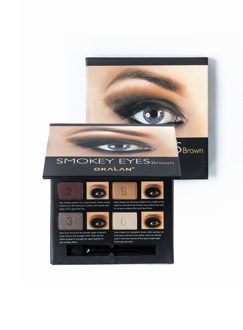 Smokey Eyes Brown
