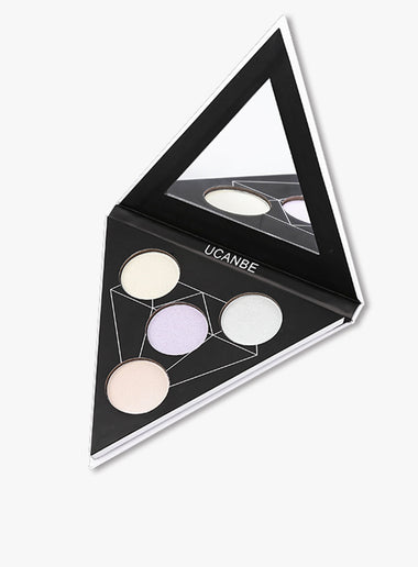 Heaven's Hue Highlighter & Eyeshadow Palette