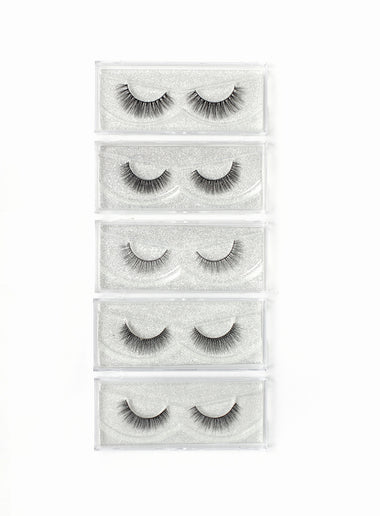 Mystery 3D Lashes Bundle