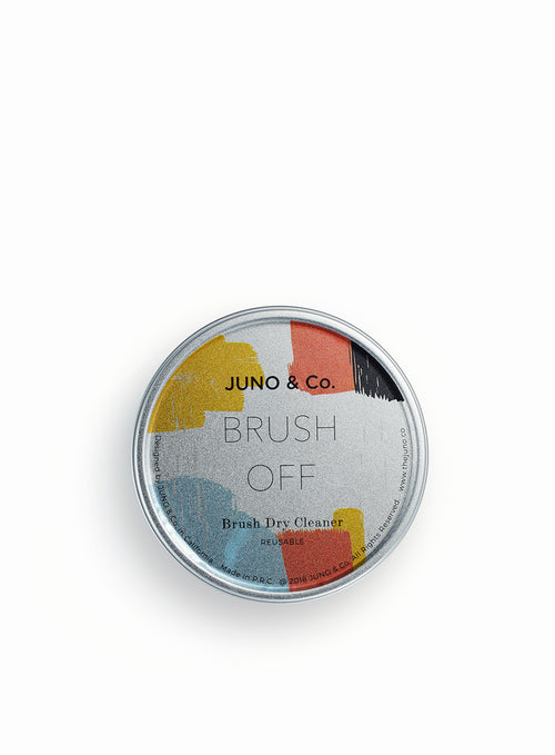 JUNO Dry Brush Cleaner Can (Front)
