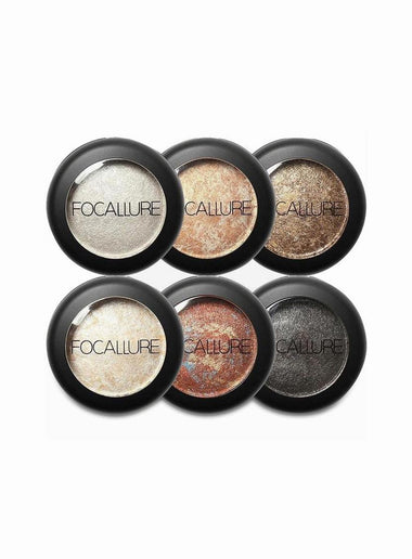 Metallic Baked Eyeshadow