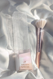 Angled Powder and Contour Brush- JN03