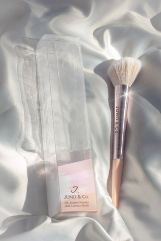 Detailed Tapered Powder Brush- JN02
