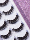 False Lashes 5 Pairs K01
