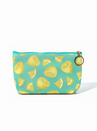 Life Gives You Lemons Makeup Bag