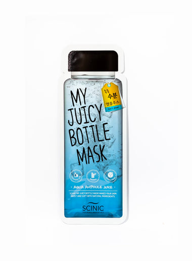 My Juicy Bottle Mask- Aqua Ampoule Juice