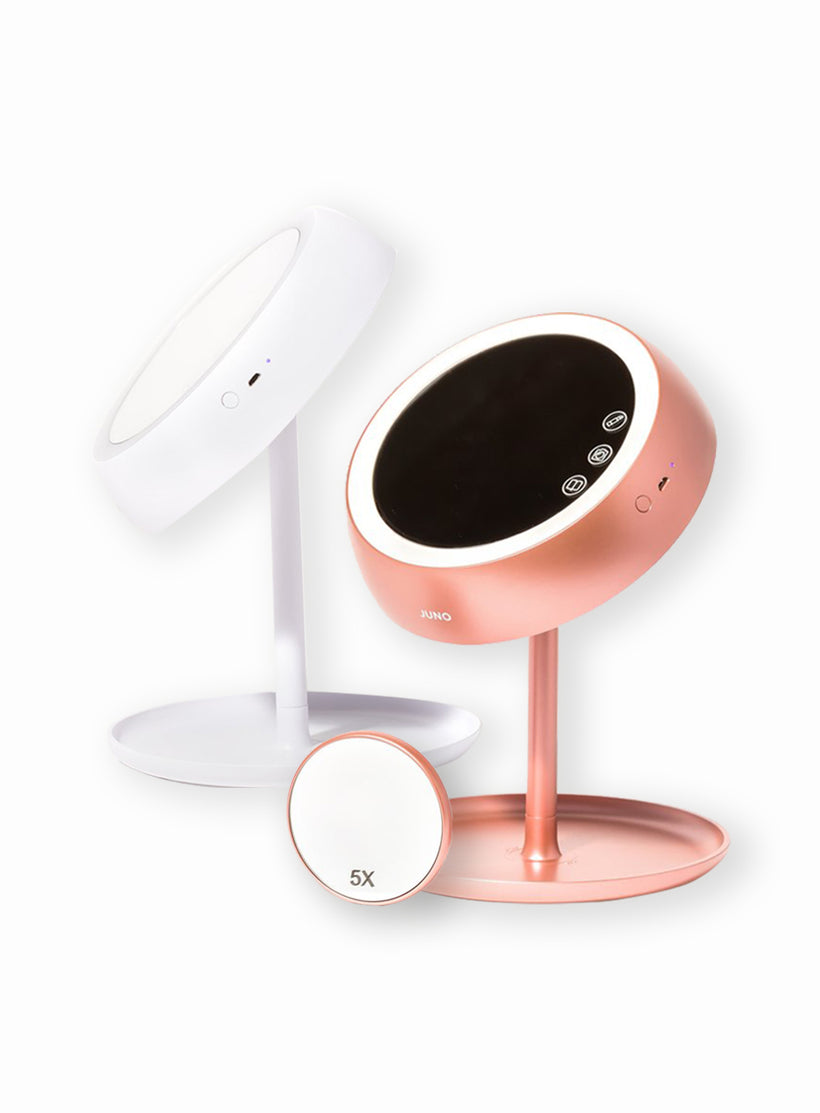 The Juno Smart Makeup Mirror Bundle