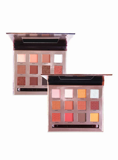 Sunset & Burning Eyeshadow Palette Bundle