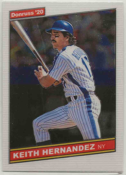 2020 Donruss Optic Retro Keith Hernandez #R86-19