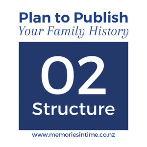 02 Structure - Plan to Publish