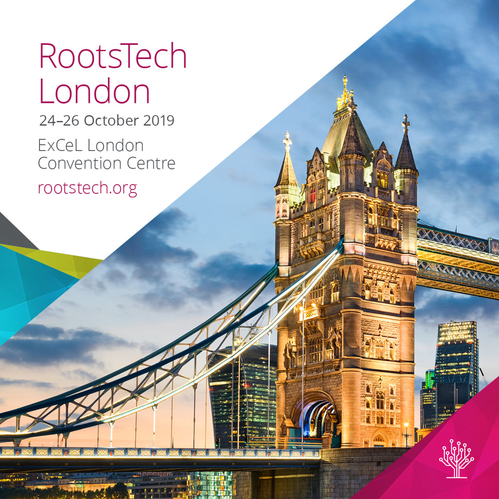 Not At Rootstech London?