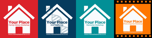 Your Place Workshops
