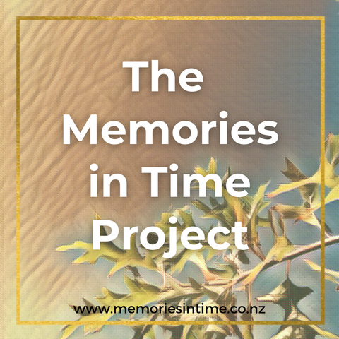 The Memories in Time Project