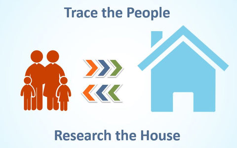 Trace the People - Research the House