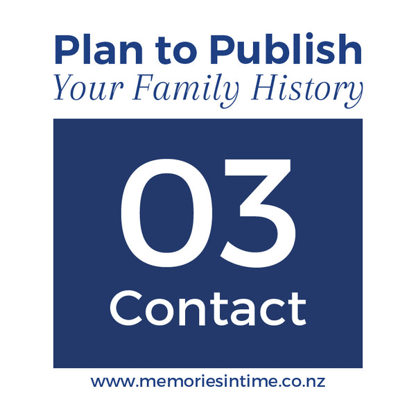 03 - Plan to Publish